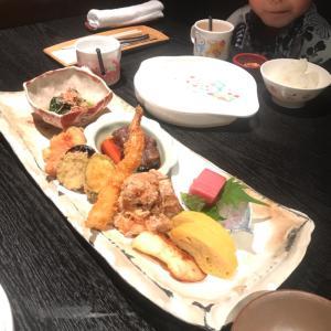 子連れ 熱海ふふ 夕食と朝食
