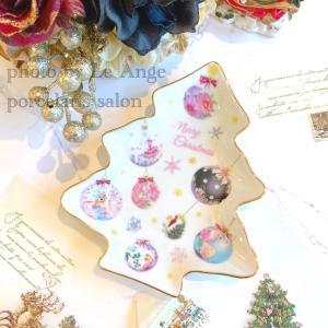 【イベント告知】クリスマスツリープレート♡ワークショップ@仙川、武蔵小杉