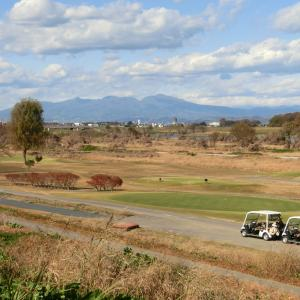 台風後のゴルフ場、復興工事完了!