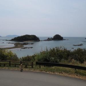 咸陽島上陸