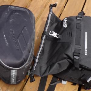 GIVI UT-808 防水サイドバッグの話