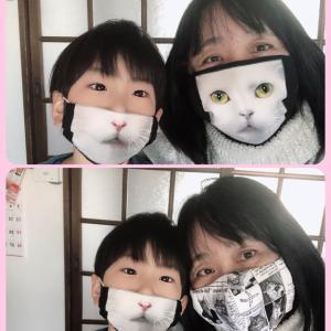 ♪マスク・マスク・マスク