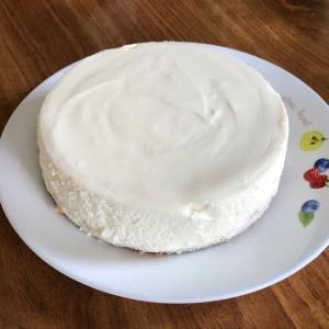 ♪レアチーズケーキ