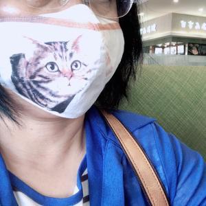 ♪可愛いマスクですねー