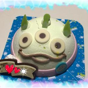 ♪リトルグリーンメンのアイスケーキとイベント諸々