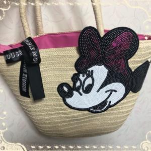 ♪ミニーちゃんバッグのリメイク