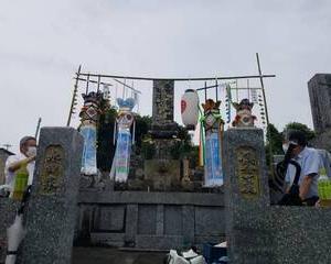 長崎のお盆