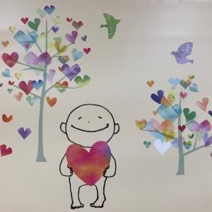 素敵な壁画、みいつけた♪