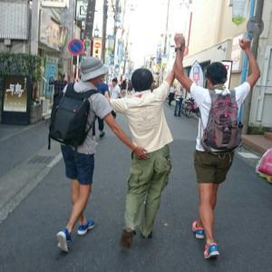 【8.11鎌倉トレイルアフター】被告人の名はたけし!
