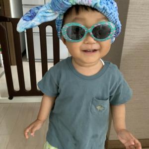 1歳7ヶ月の孫・・・