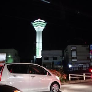☆夜の五稜郭タワーパシャリ☆