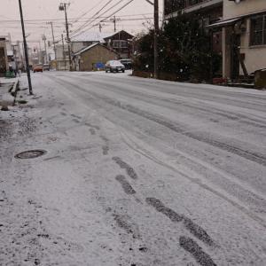 ☆12月に相応しい雪景色☆