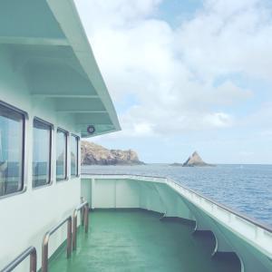 座間味島へ!
