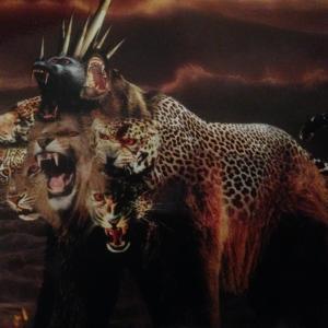 ヨハネの黙示録 大いなる獣 反キリスト