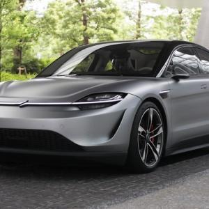 ソニー「片手間で自動車作ってみたら市販のスポーツカー軽く超えたわ」