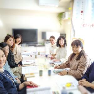 【レポ】虹色風水コンシェルジュ®講座 @名古屋