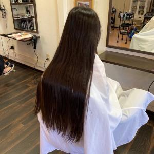 【15cmからのヘアドネーション】早く切りたい気持ちと、伸ばしたい気待ち