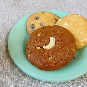 しっとりクッキーと、シルバニアファミリー( ´͈ ᗨ `͈ )