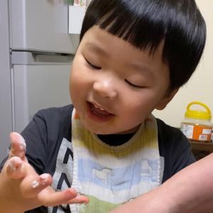 お弁当のおかず!お手伝いして作ったよ〜ヽ(´ー`)ノ
