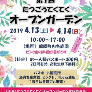たつごうてくてくオープンガーデン:奄美大島
