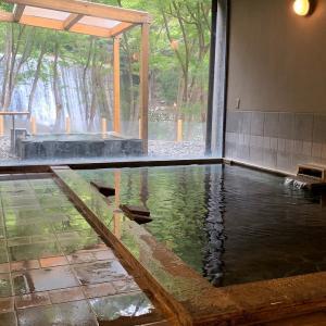 船山温泉 風呂編