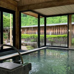 信州平谷 ひまわりの館 宿泊者専用風呂編 (2021年6月)