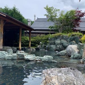 信州平谷 ひまわりの館 日帰り温泉施設編 (2021年6月)