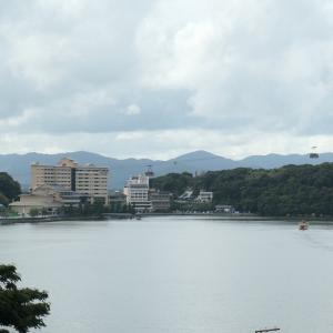 浜名湖グランドホテルさざなみ館 施設・部屋編 (2021年8月)