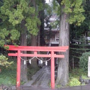 雨の富士山須山口登山歩道 その1
