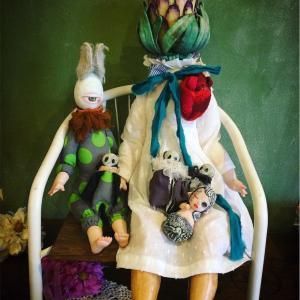 それからの人形たち