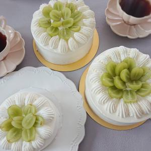 本当に美味しいケーキが作れます♪デコレーションケーキレッスン