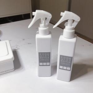 セリア新商品☆即購入を決めた万能なスプレーボトル
