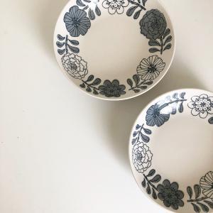 北欧っぼさを感じるセリアのパスタ皿が可愛い!!