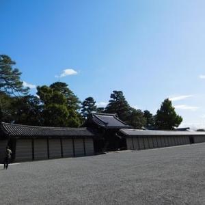 京都の旅 秋 京都御所へ・・・