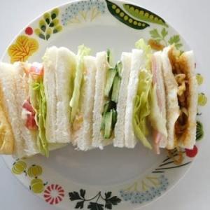 サンドイッチ ☕ と、おうち映画「ターミナル」