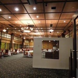 雲仙の旅 ホテルの夕食 🍴