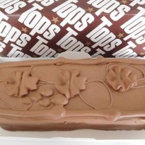 トップスのチョコレートケーキ ☕・・・ 美容室へ ✂