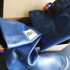日本野鳥の会のバードウォッチング長靴・・・🐤
