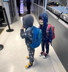 日本の空港で在米30年の妻が気づいたこと