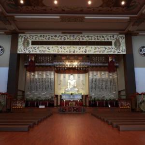 法水寺の仏像
