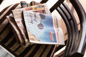 証券マンは日経新聞を読むのが当たり前?新人の頃は毎日新聞の読み合わせをすることも