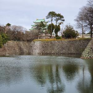 名古屋城散歩♪
