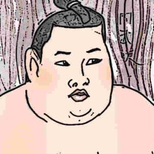 似顔絵・阿武咲