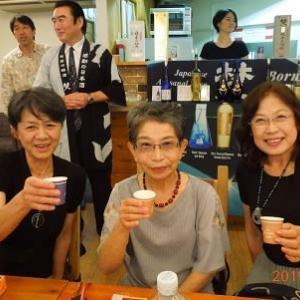 第一回「純米酒を楽しむ会」(続き)