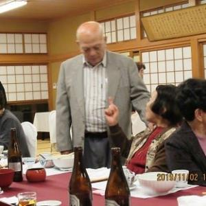 高校卒業65周年記念同窓会に参加して