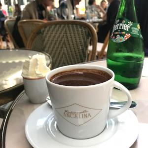 バカンス中のパリ散歩&アンジェリーナのカフェ『Mademoiselle Angelina』