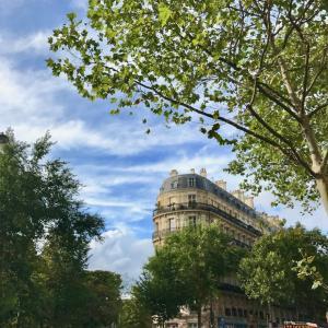 パリ散歩『バカンス中のJardin du Luxembourg』