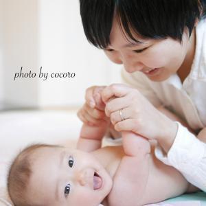 【ベビーマッサージ3回コース】あかちゃんうっとりママはにっこり♡うれしいフォトブックつきレッスン