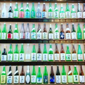 新潟の地酒と居酒屋でまったり