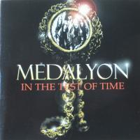 MEDALYON/IN THE TEST OF TIME